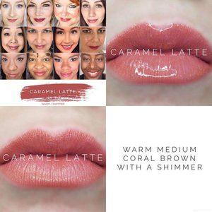 Caramel Latte LipSense NWT